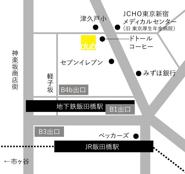 株式会社ダブ / 地図